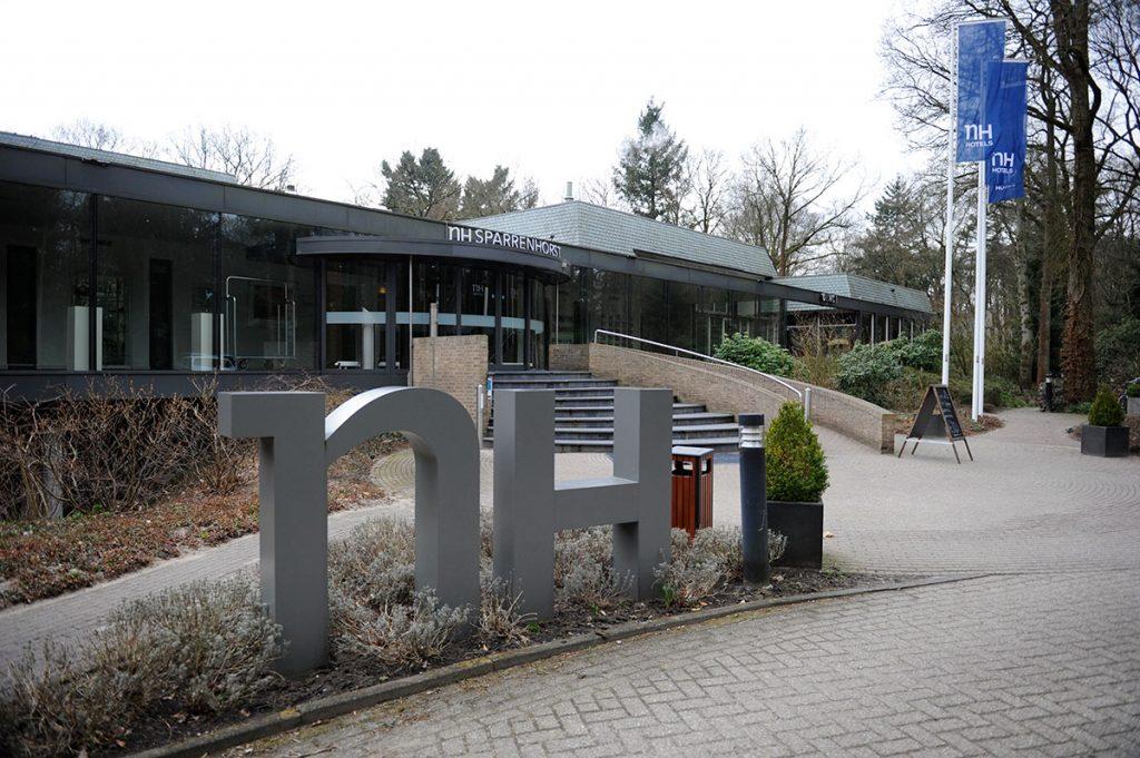 Hotel de Sparrenhorst - locatie van de Roos Opleidingen